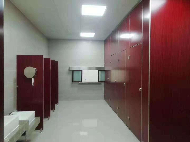 蜂窝厕所隔断的防水铝蜂窝芯