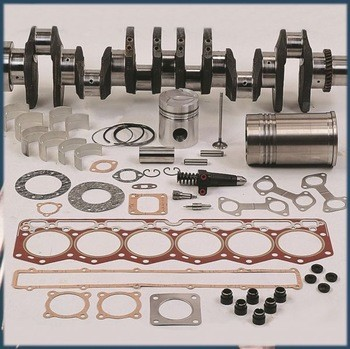 Hyundai Excavator Engine Spare Parts From DAESAN MATERIALS