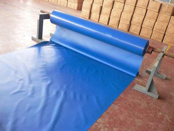 650 1000D 23X23 PVC Tarpaulin For Tent