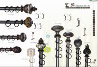 metal drapery rod