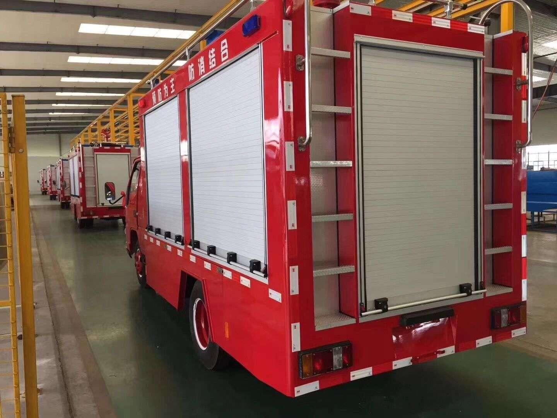 Lorry Roll Up Doors For Fire Truck Slide Type Roller Shutter