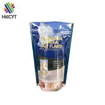 OEM FDA Approval Aluminum Plastic Rock Salt / Epsom Salt