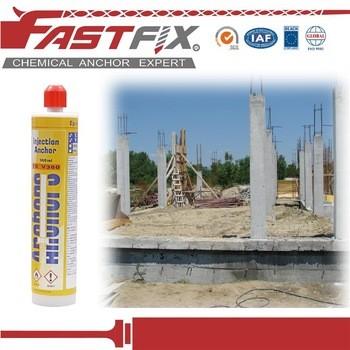 Epoxy Resin Mortar For Anchor Construction Sealant One