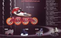 Inline Roller Skating Shoes 1