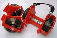 Stroller Skates Flashing Rollers Street Gliders Flying Shoes