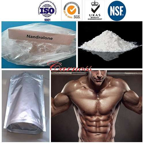 Muscle Building Anabolic Steroids Nandrolone 434-22-0 Performance Enhancing Supplements