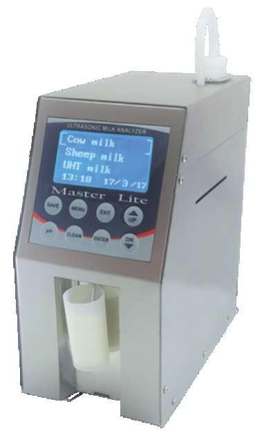 Master Lite牛奶分析仪